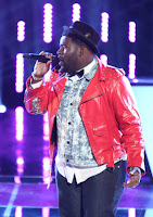Trevin Hunte of The Voice