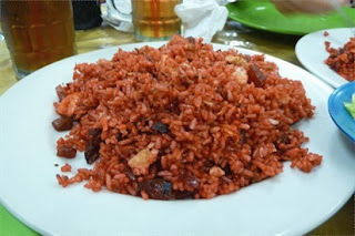 chinese fried rice food