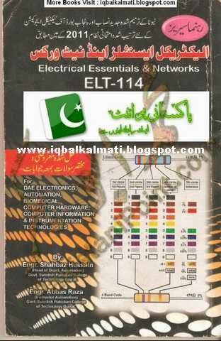 Electrical Essential And Networks Book In Urdu