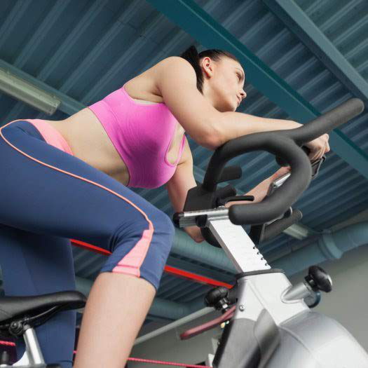 Indoor Cycling Instructors Reveal Their Go-To Tricks for Powering Through Class