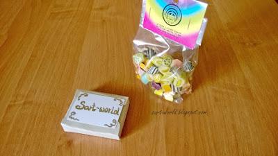 Wygrana w Candy i bransoletka :)