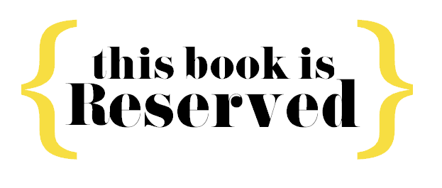 This Book is Reserved