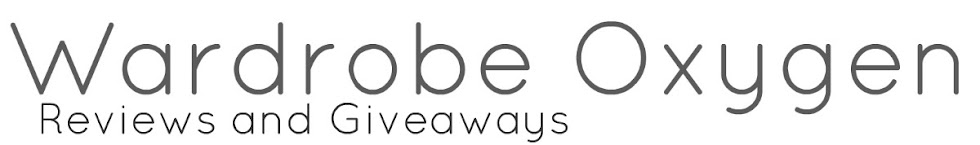 Wardrobe Oxygen's Reviews and Giveaways
