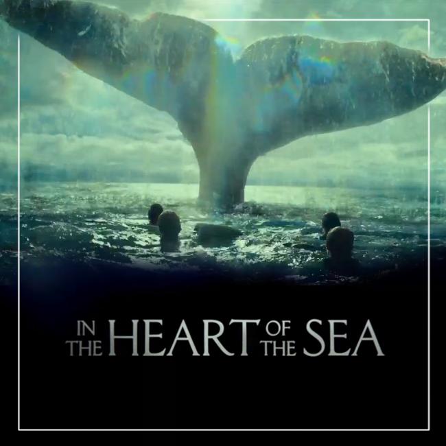 In the Heart of the Sea  – În inima Mării (2015)