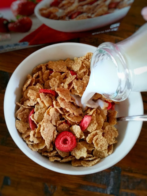 Start Your Day Off on a Delicious Note with Special K® Red Berries | The Fit Chocoholic ESFS #AD