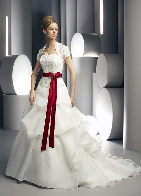 Bridal Dresses In Usa 2013 By Fashion She 9