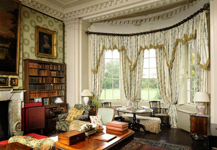 Valances, Cornices, Swags and that Built-in Look