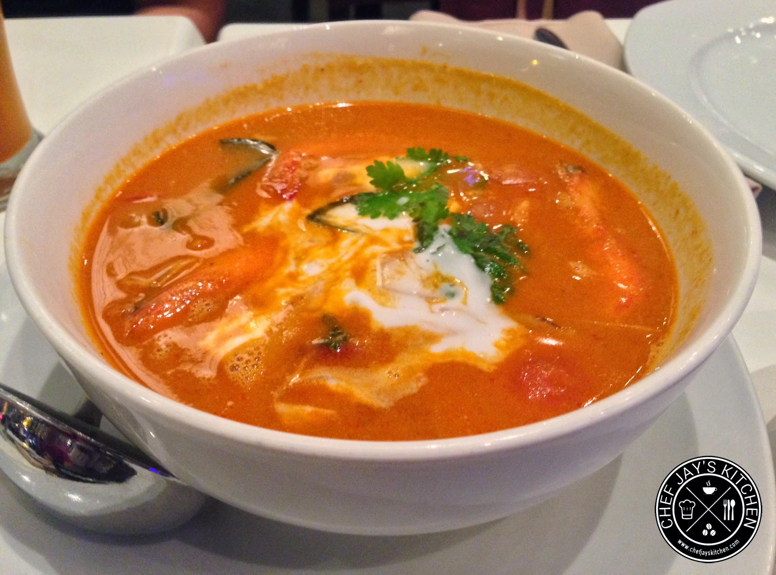 Silk Road Thai Restaurant - Tom Yum