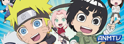 Naruto SD Powerful Shippuden