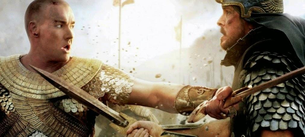 Êxodo: Deuses e Reis | Trailer final do épico bíblico de Ridley Scott é um espetáculo visual