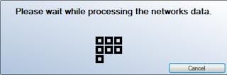 Acrylic procesando un fichero .pcap