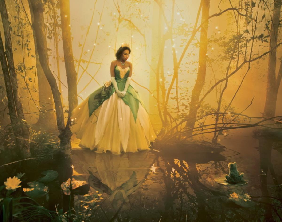 Jennifer Hudson como Tiana