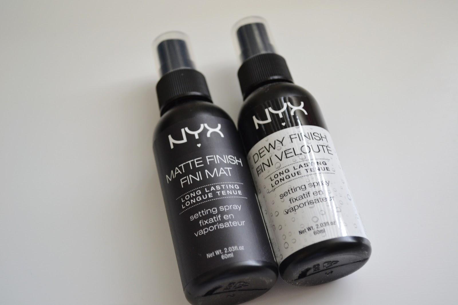 Resultado de imagen de nyx setting spray
