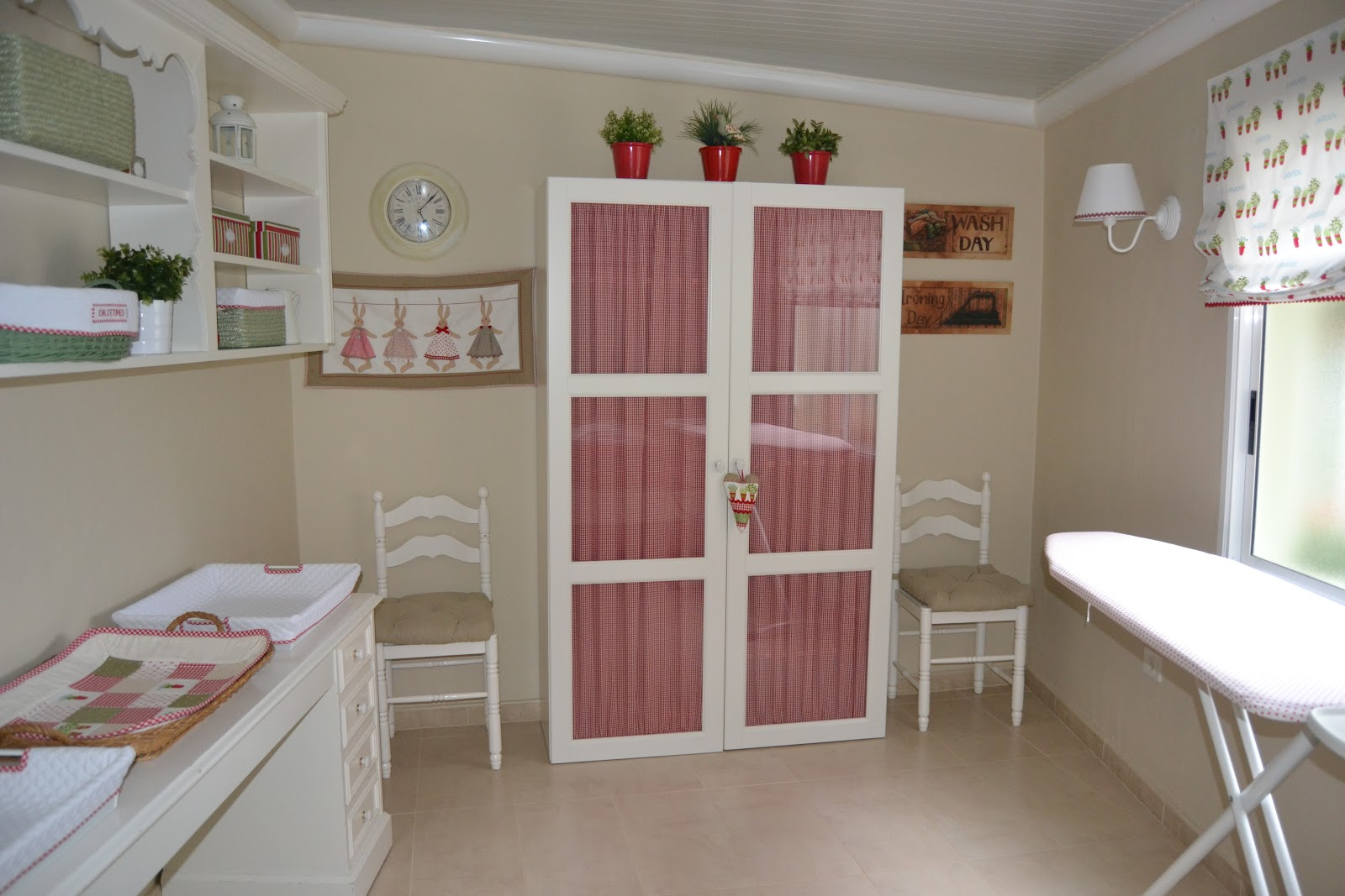 Cuarto de lavado y plancha on pinterest laundry rooms - Cuarto de lavado ...