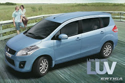 Suzuki Ertiga Automatic