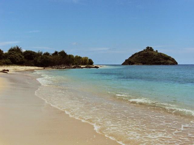Tempat Wisata Pilihan Pantai Sekotong Lombok