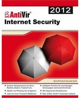 Download Avira Internet Security 2012 + Keys
