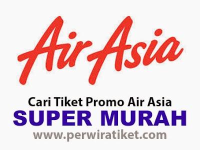 Promo Air Asia, Harga nol rupiah, Booking tiket pesawat air asia