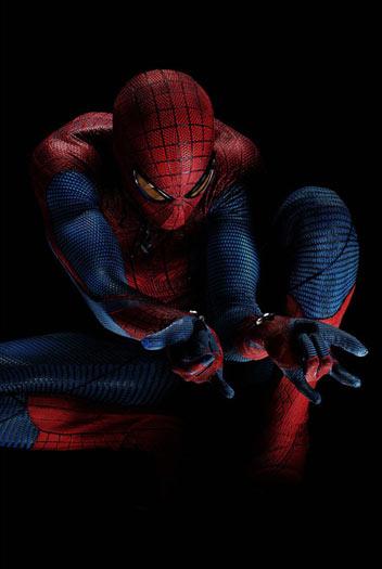 O Espetacular Homem-Aranha - Primeiras imagens