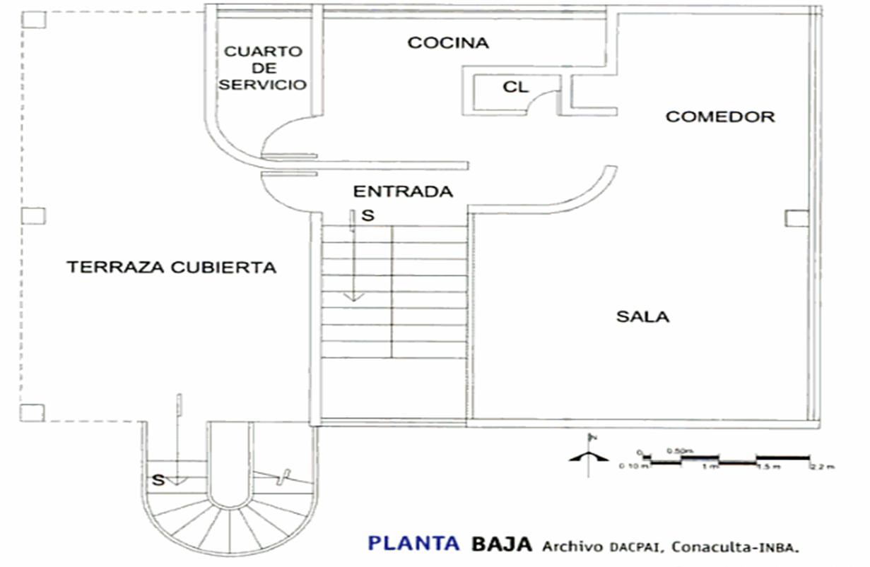 Baño Vista En Planta:Análisis y teoría arquitectonica