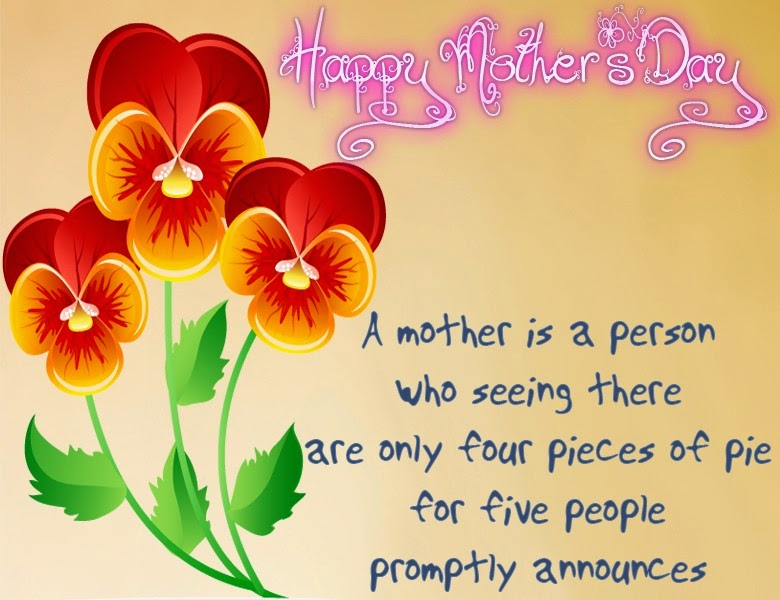Free Happy Mother's Day 2014 Quotes