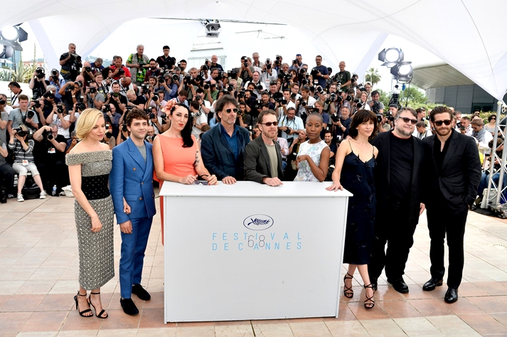 Jurado Cannes 2015