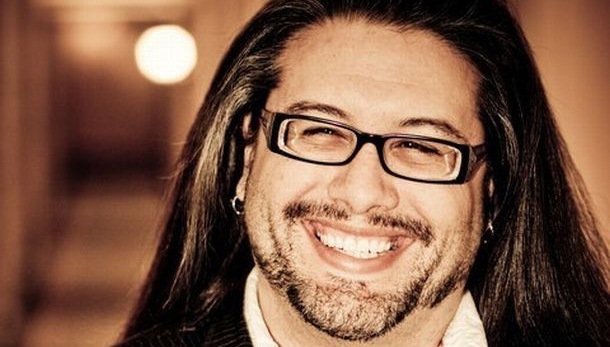 John Romero photo. Doom, Quake.