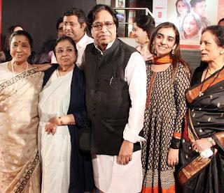 Amitabh, Kajol, Sonam & Rekha at Premiere of 'Mai'