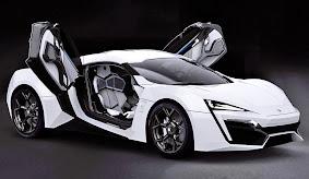 Mobil Sport W Motors Lykan Hypersport Terbaru_2