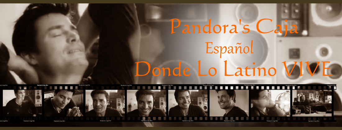 Pandora's Caja (Español), Donde Lo Latino Vive!