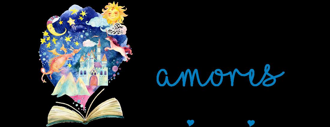 Entre Livros e  Amores