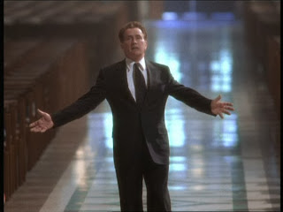 Jed Bartlet, West Wing, Two Cathedrals, Martin Sheen, National Cathedral