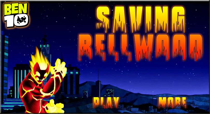 Ben 10 Saving Bellwood