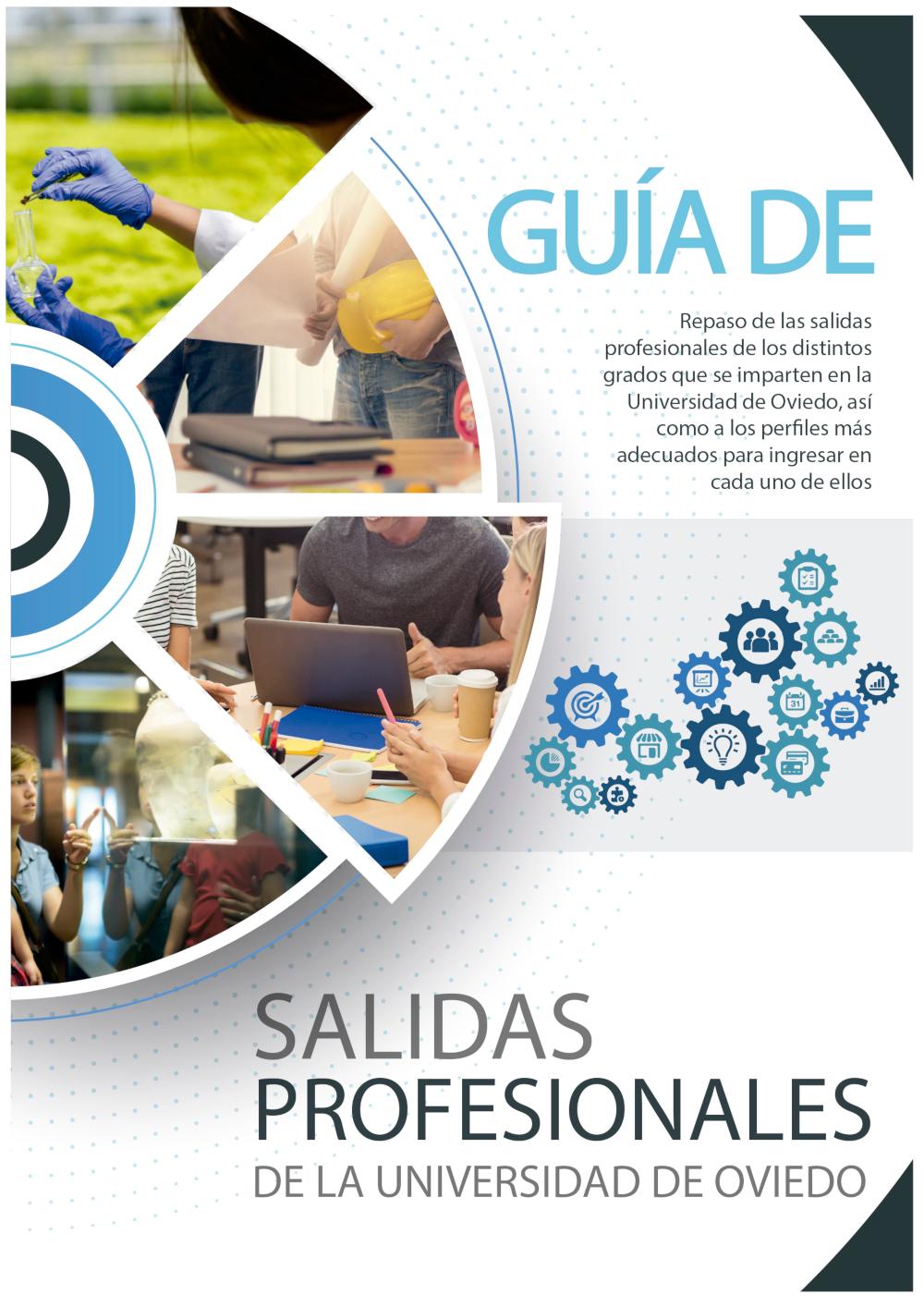 GUÍA DE SALIDAS PROFESIONALES
