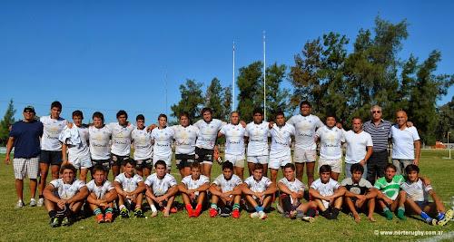 Seleccionado M-18 de la Unión de Rugby de Salta