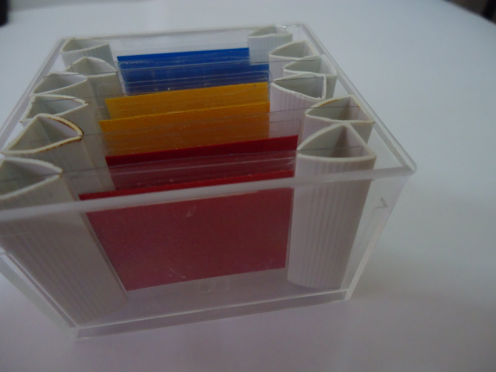 DIY Color Tablets (Photo from Teacher Weena)