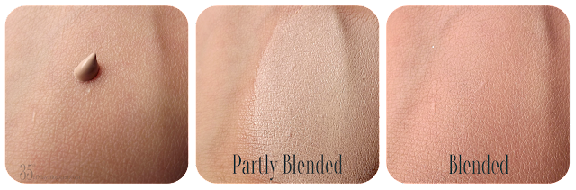 The Face Shop Face It Power Perfection BB Cream in #1 Light Beige review swatch