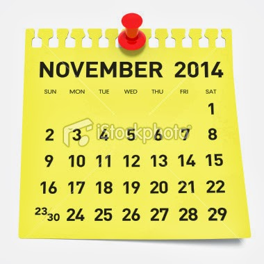 November 2014 Calendar Printable For Kids Printable Calendar 2014