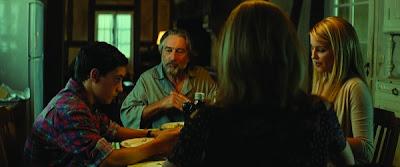 Robert De Niro and Dianna Agron