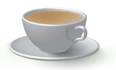 Create a Tea Cup and Saucer Using 3D Effects in Adobe Illustrator