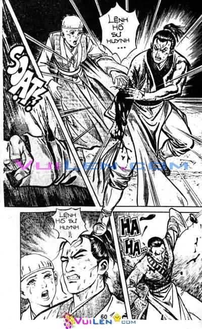 TruyenHay.Com - Ảnh 58 - Tiếu Ngạo Giang Hồ Chapter 22