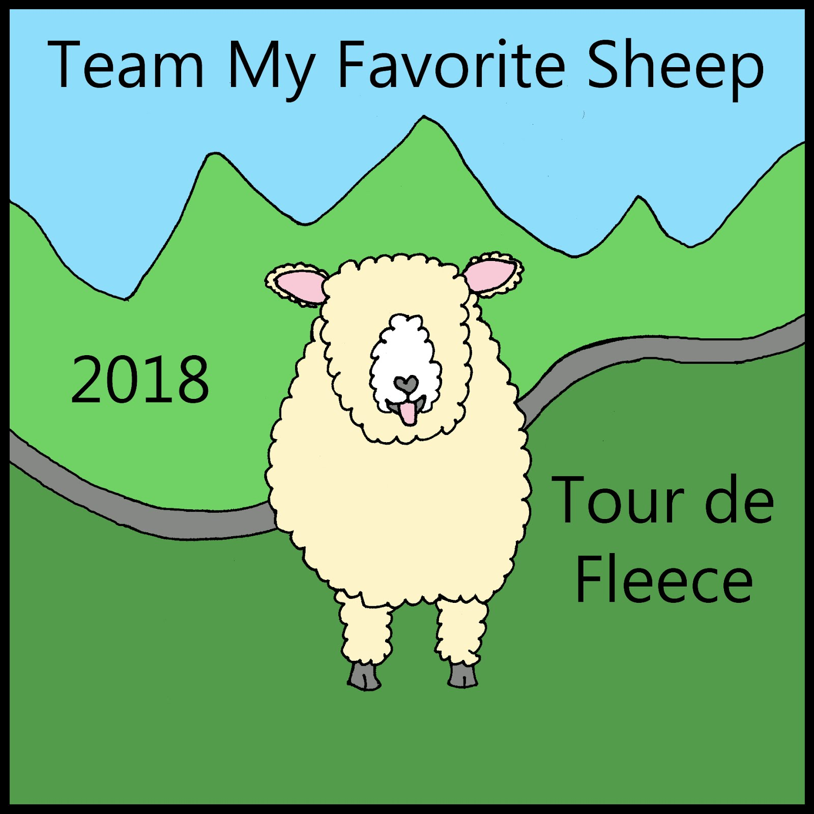 2018 Tour de Fleece