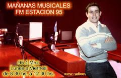 MAÑANA MUSICALES- Conduce Andres Barreto
