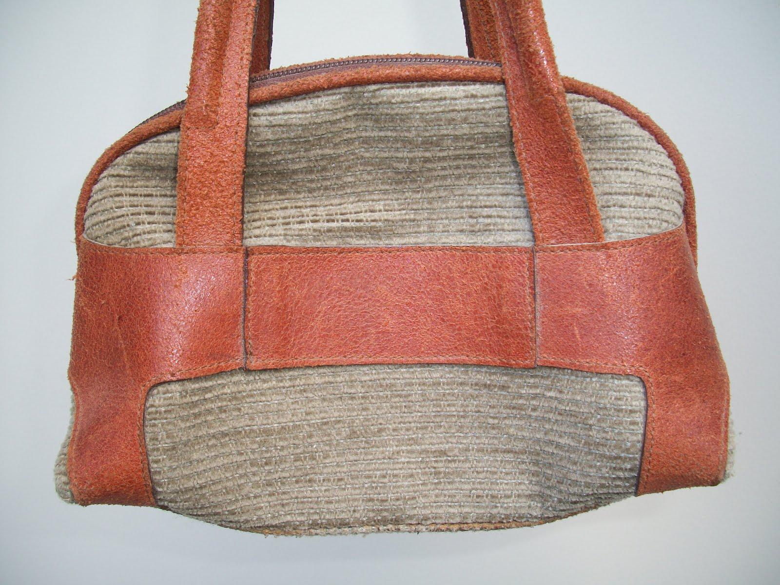 Bolsa De Mão R$ : Bolsa de m?o borzzaria em couro r estoque fino