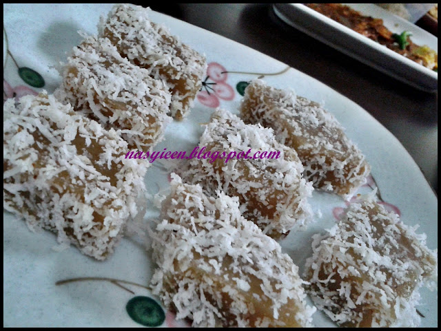 Kuih Kaswi Tepung Sagu Recipes Kuih Kaswi Tepung Sagu Recipe
