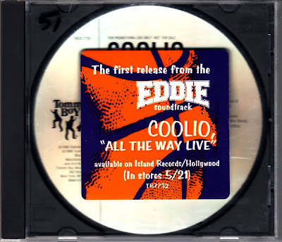 Cover Album of Coolio - All the Way Live (Eddie Soundtrack)-(Promo_CDS)-1996