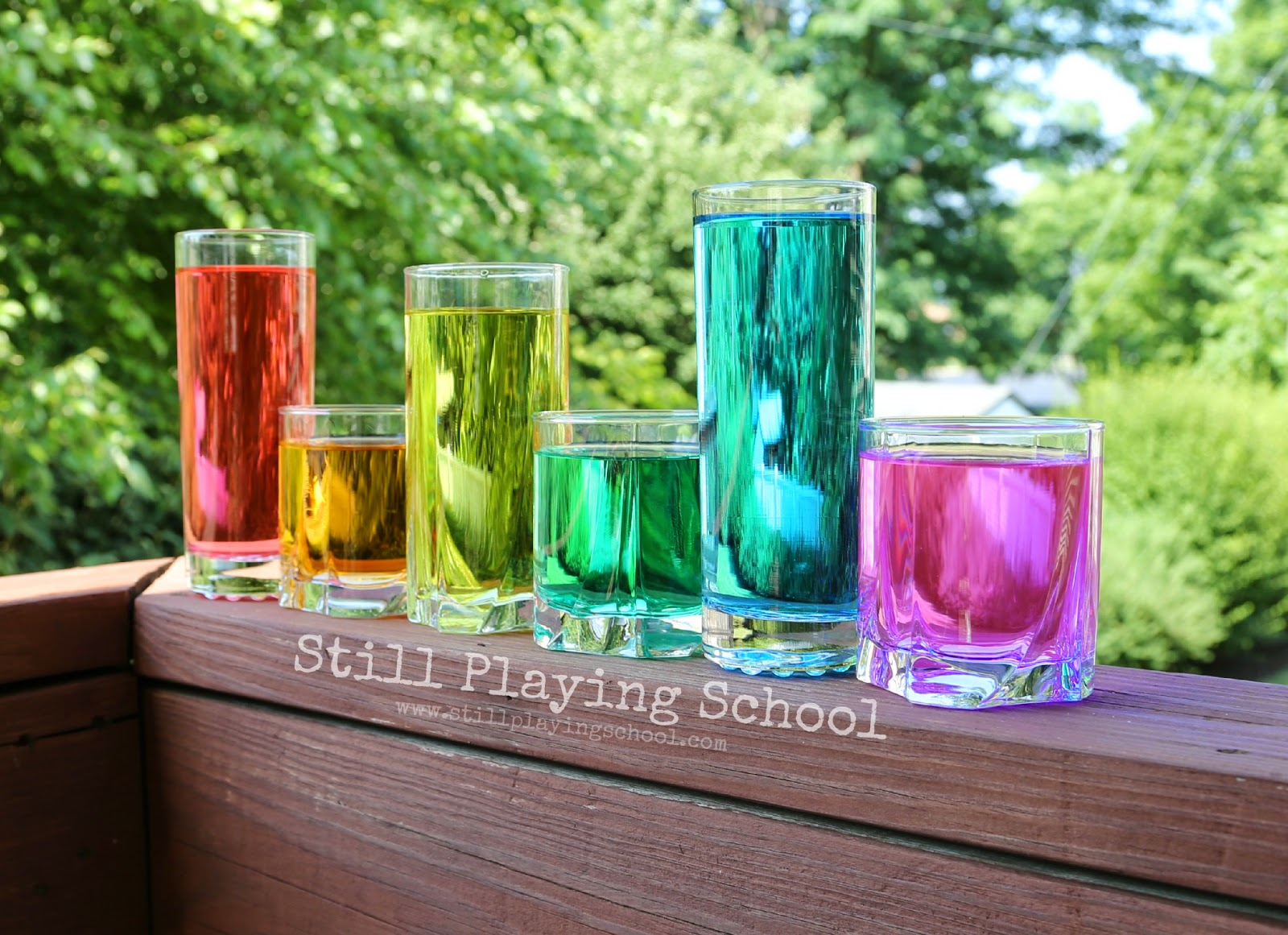 Fine Motor Color Mixing for Kids | Still Playing School