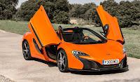 2015 McLaren 650S Spider HD Resimleri