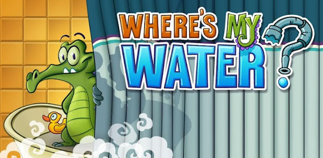 Where's My Water para Android e iPhone, juego puzle de Disney