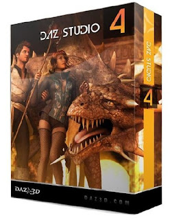 Download   DAZ Productions DAZ Studio 4 Standard Edition v4.0.3.9 + Serial (2011)
